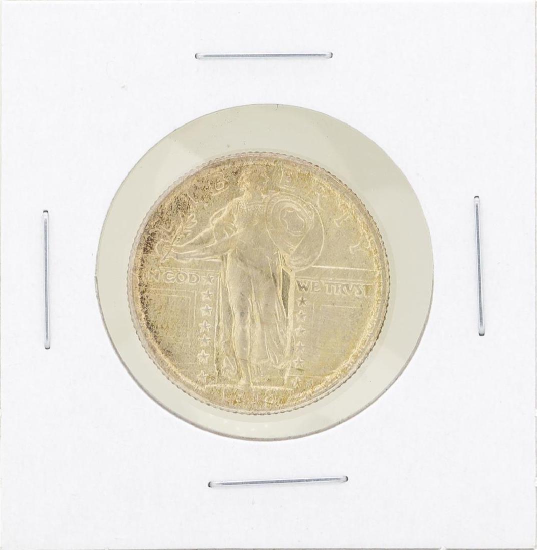 1918-S Standing Liberty Quarter Coin