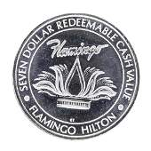 999 Silver Flaming Hilton Laughlin NV 7 Limited