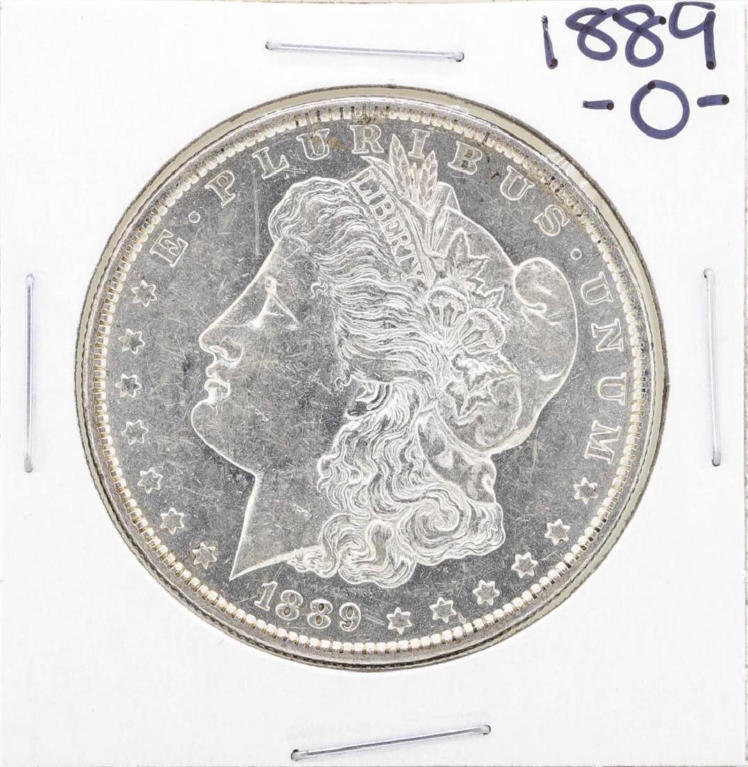 1889-O $1 Morgan Silver Dollar Coin