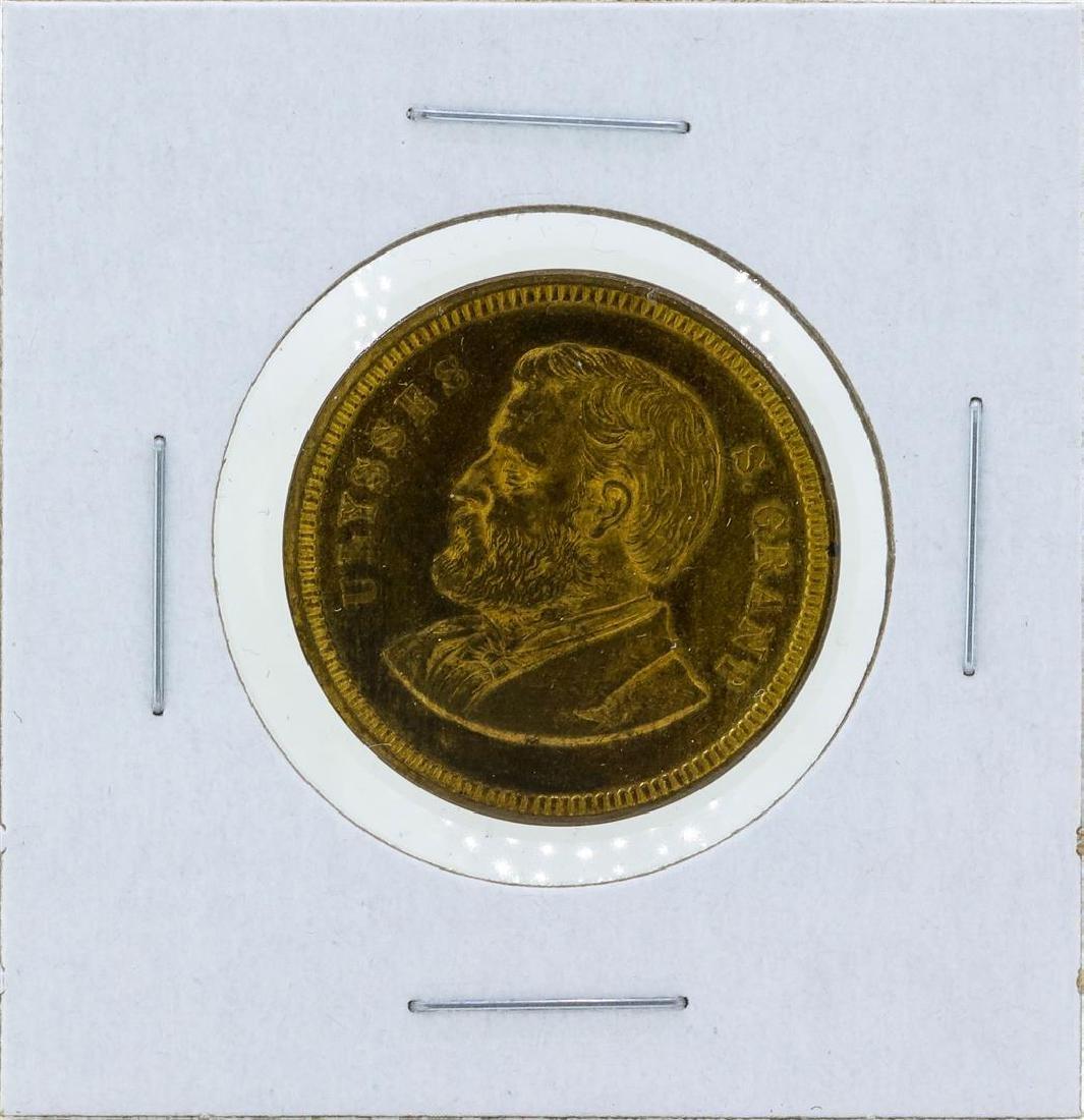 1879 Grant U.S. Mint Medal