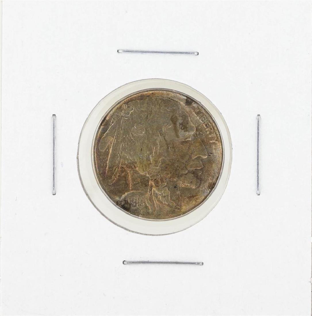 1913-D Type 1 Buffalo Nickel Coin