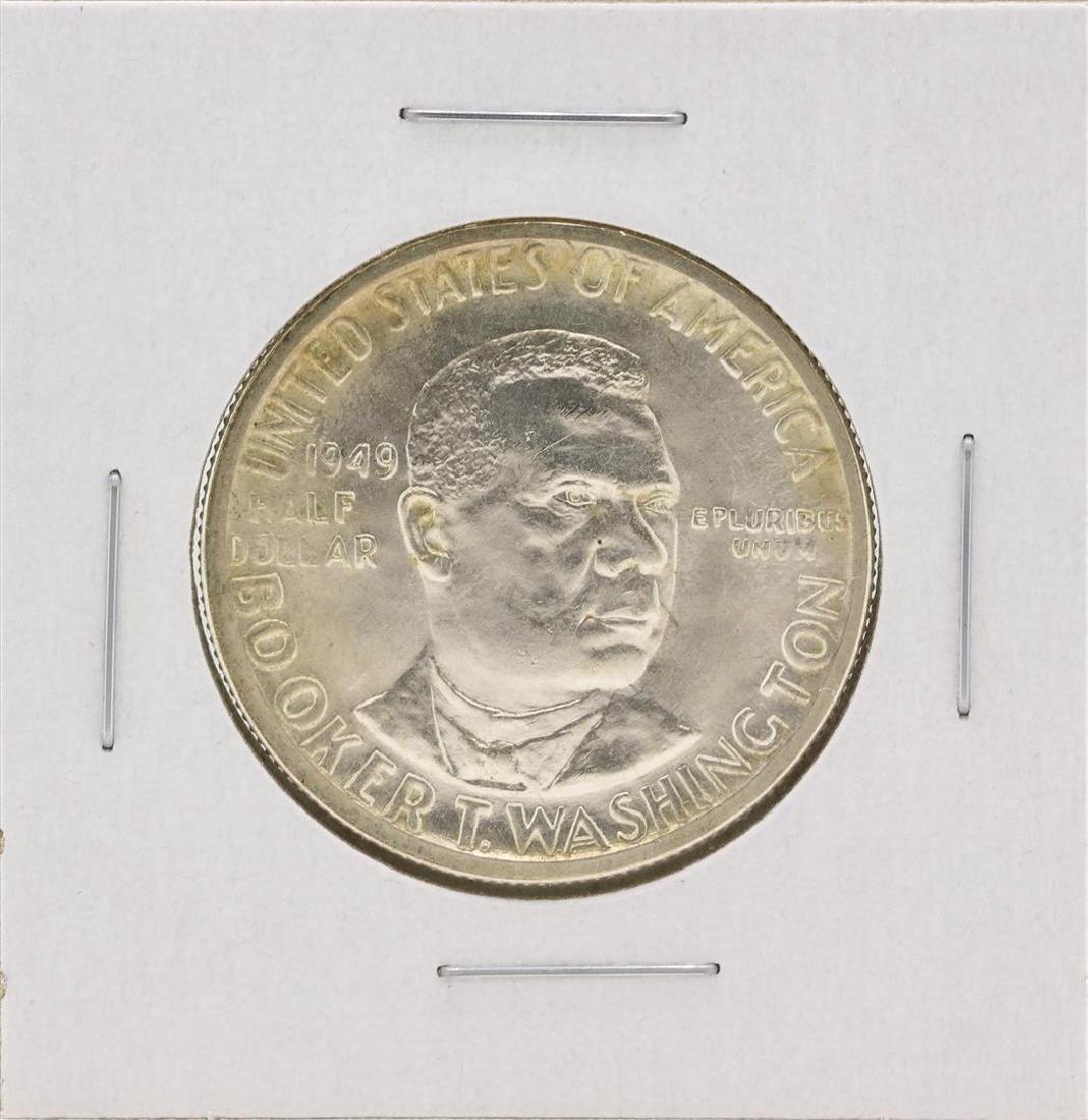1949-D Booker T Washington Centennial Commemorative