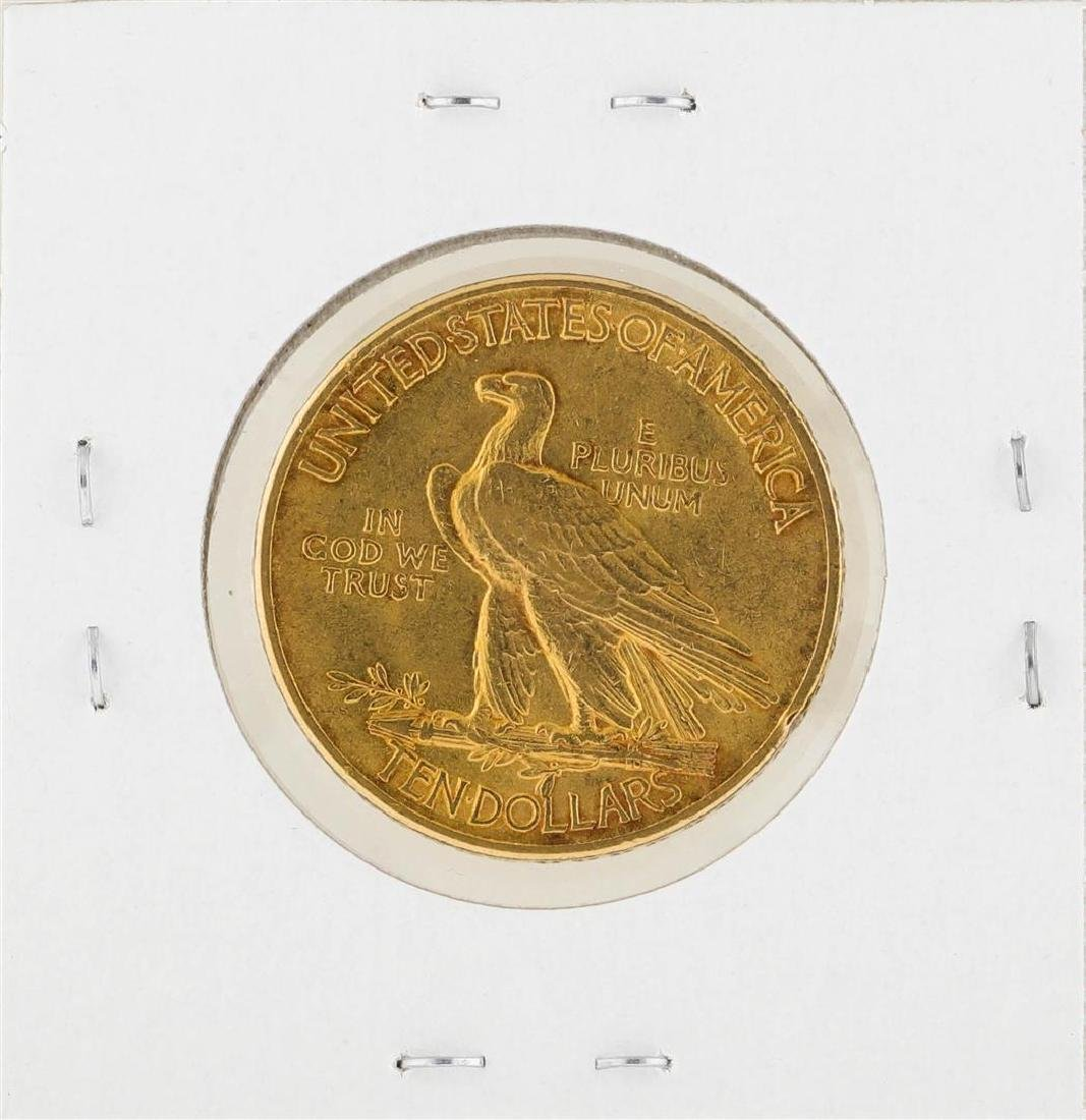 1913 $10 Indian Head Eagle Gold Coin - 2