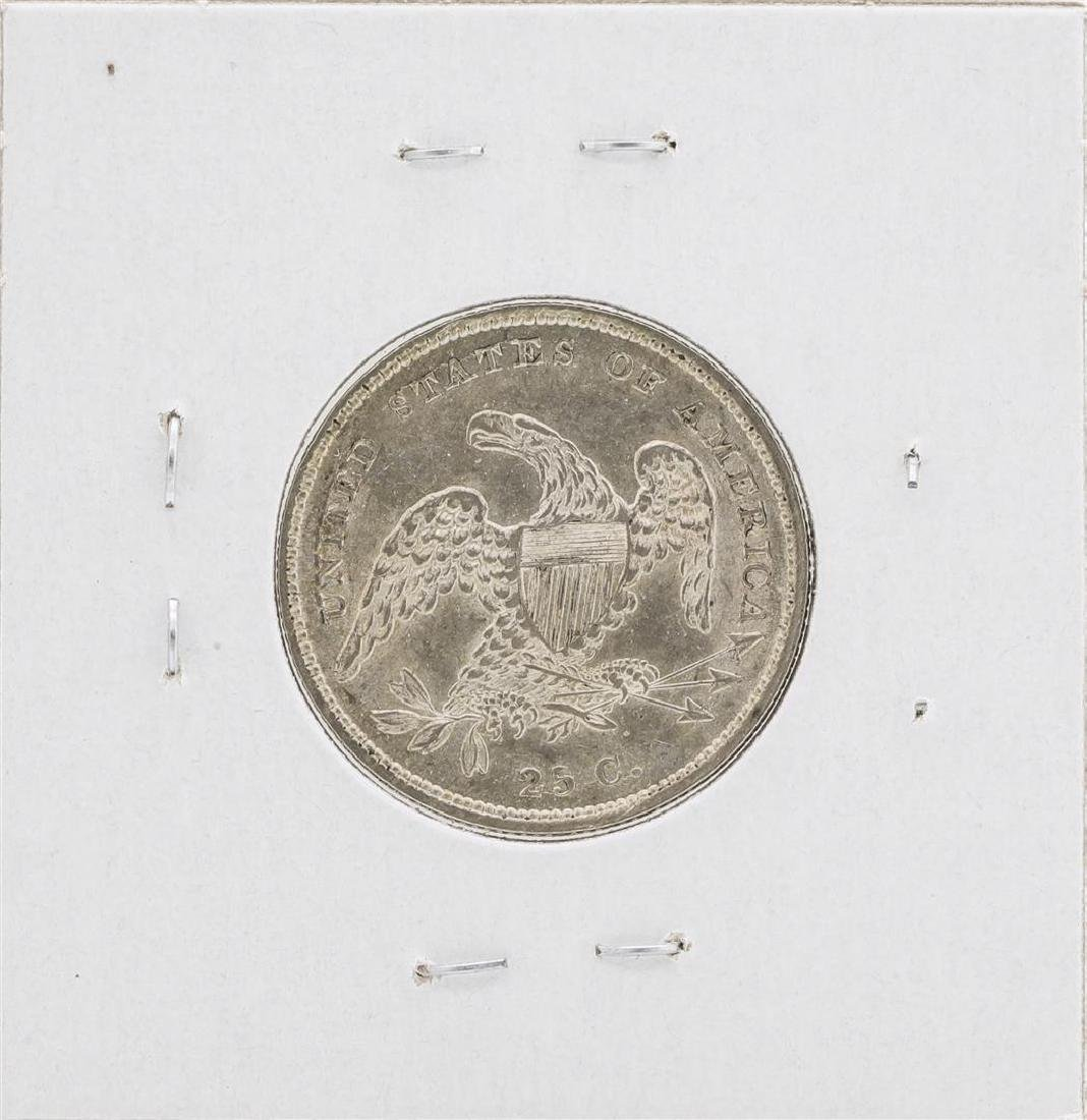 1831 Capped Bust Quarter Coin - 2