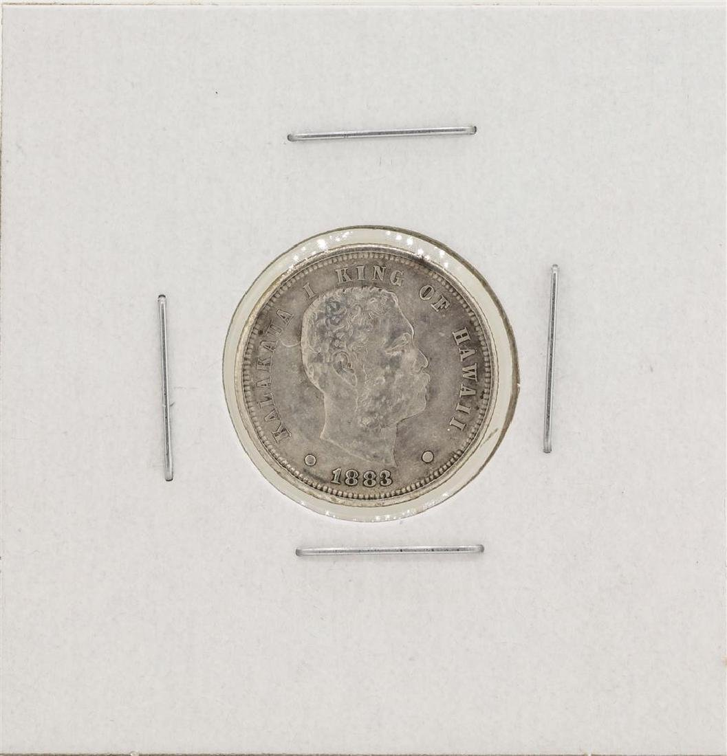 1883 Kingdom of Hawaii Dime