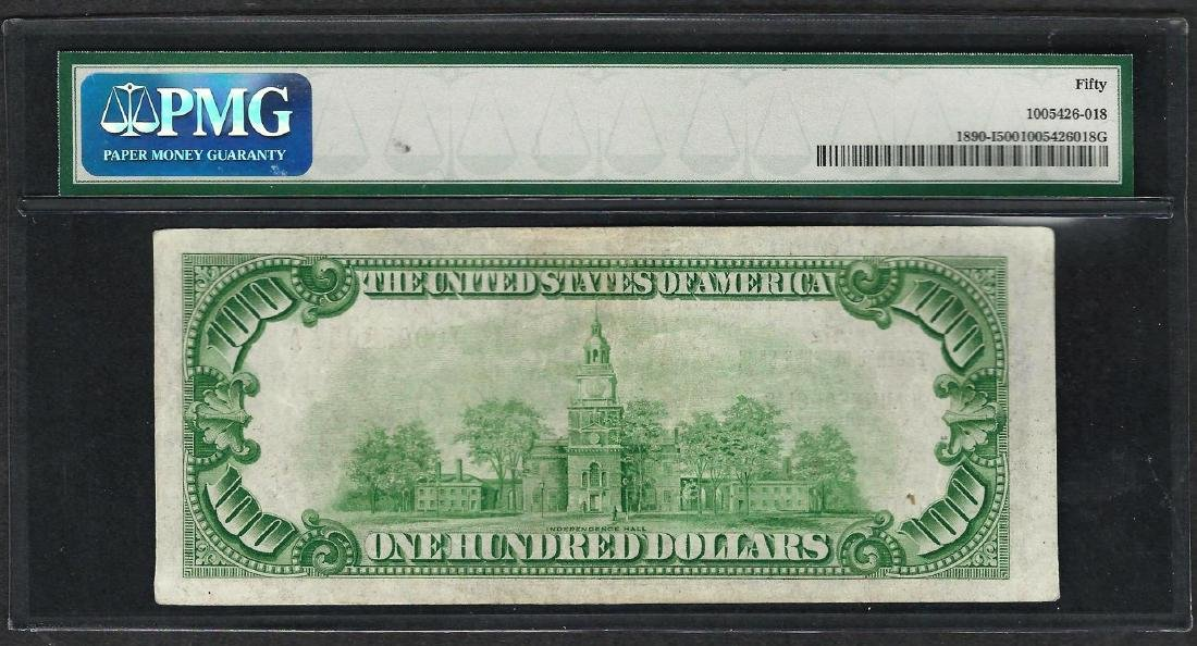 1929 $100 Federal Bank of Minneapolis Fr.1890-I Note - 2