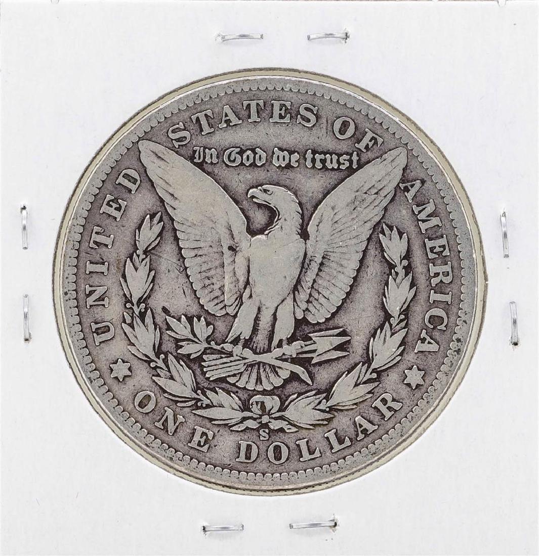 1903-S $1 Morgan Silver Dollar Coin - 2