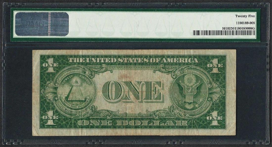 1935A $1 Experimental Silver Certificate Note Fr.1610 - 2