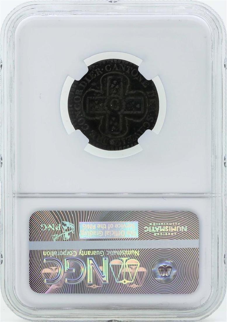 1826 Switzerland Batzen Coin NGC XF45 - 2