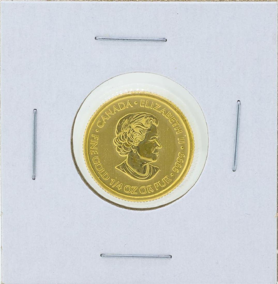 2013 $5 Canada 1/4 oz. First Special Service Force