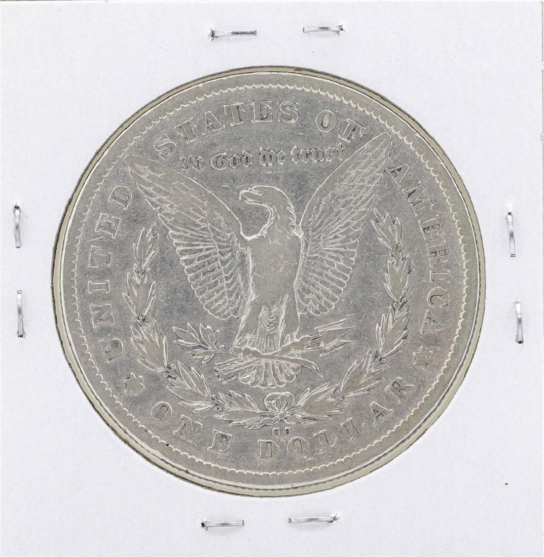 1878-CC $1 Morgan Silver Dollar Coin - 2