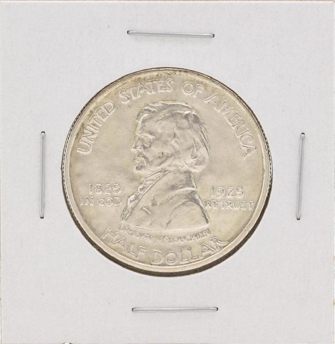 1925 Vancouver Commemorative Half Dollar Coin