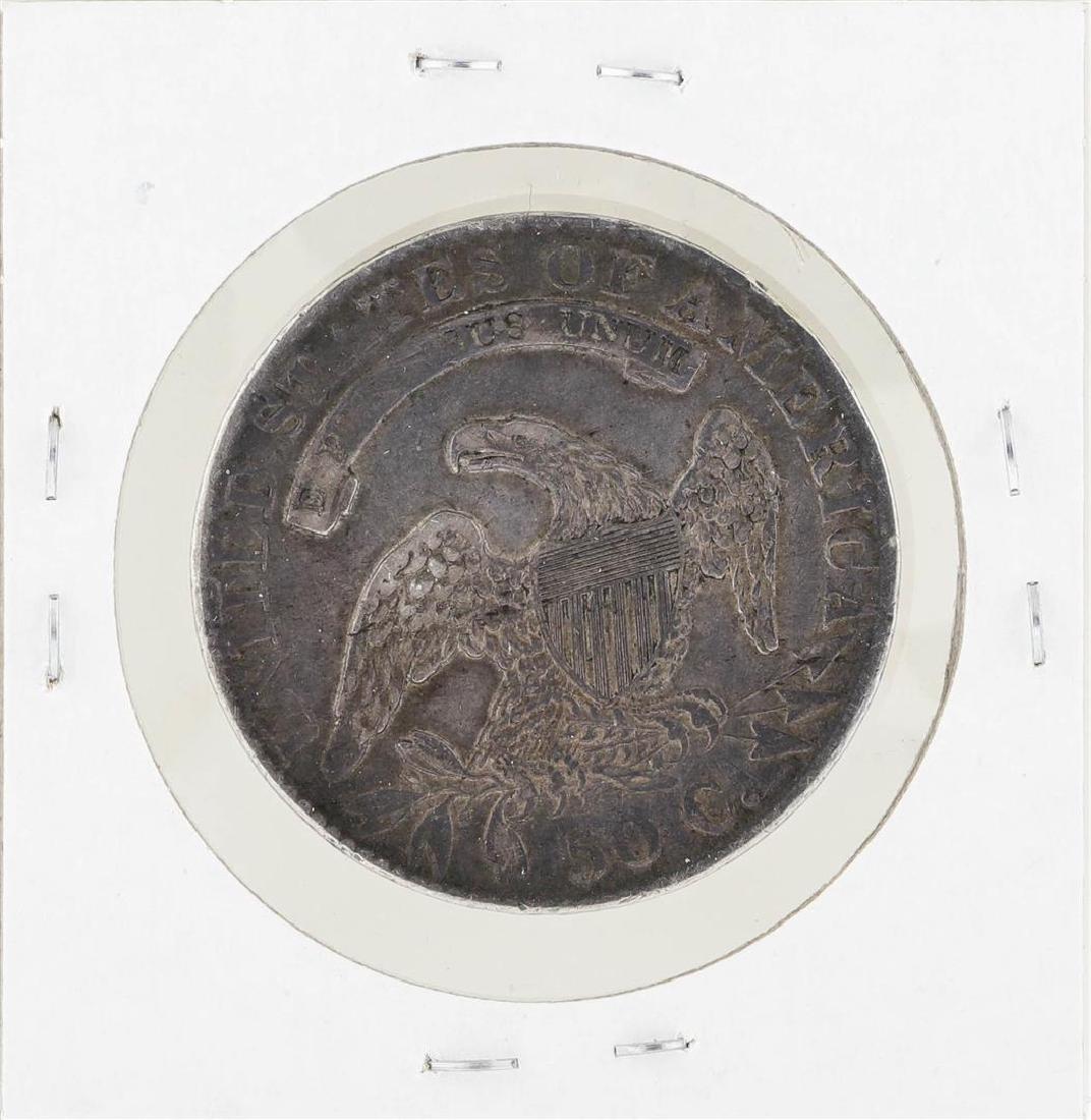 1831 Capped Bust Half Dollar Coin - 2