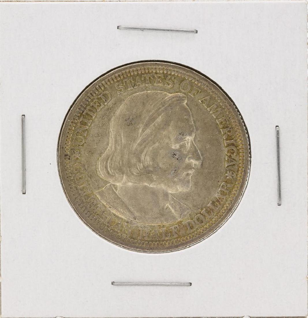 1893 Columbian Centennial Commemorative Half Dollar