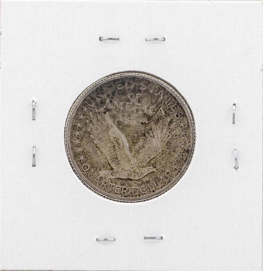 1917 Standing Liberty Quarter Coin - 2