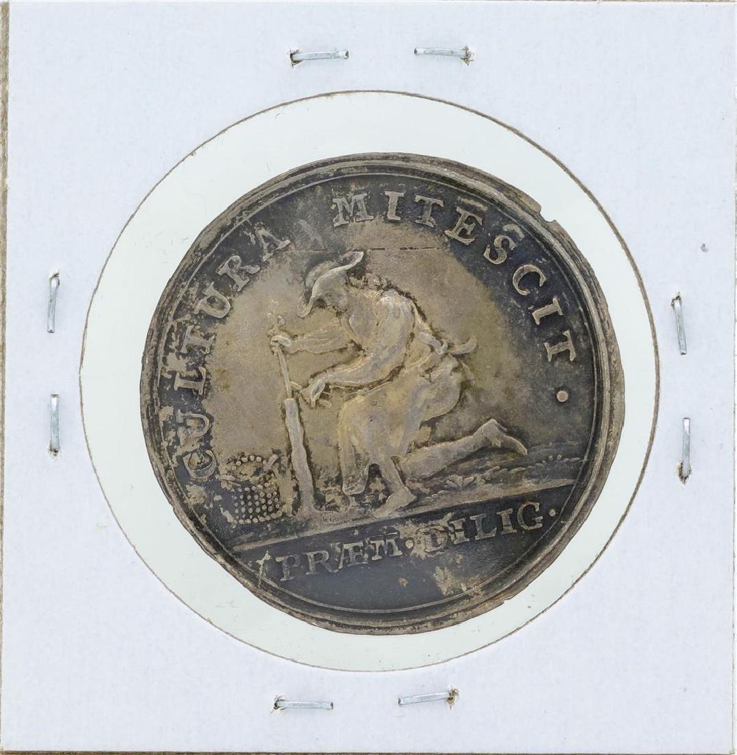 1700's Switzerland Bern Bear Artisan Silver Medal