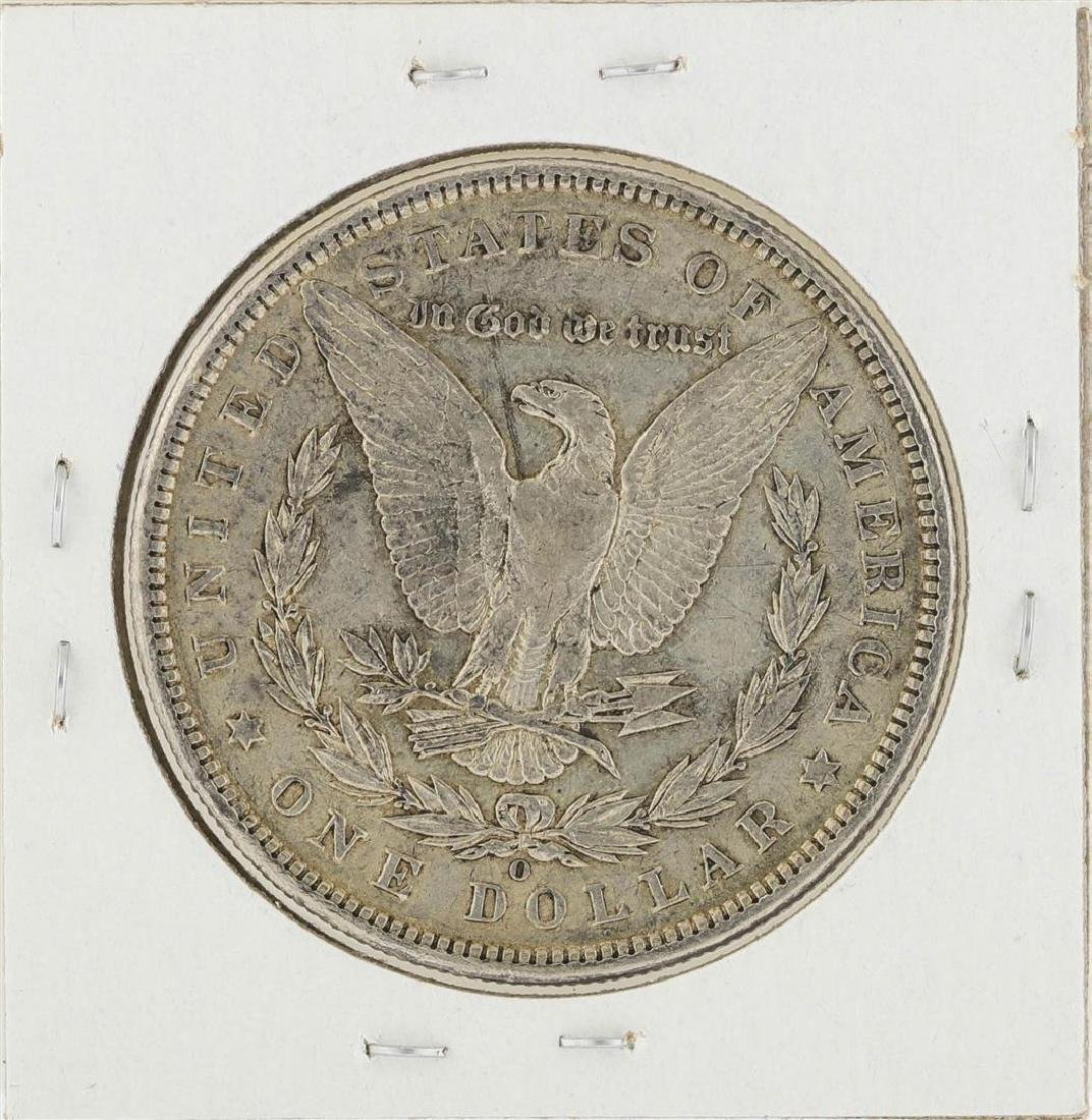 1896-O $1 Morgan Silver Dollar Coin - 2