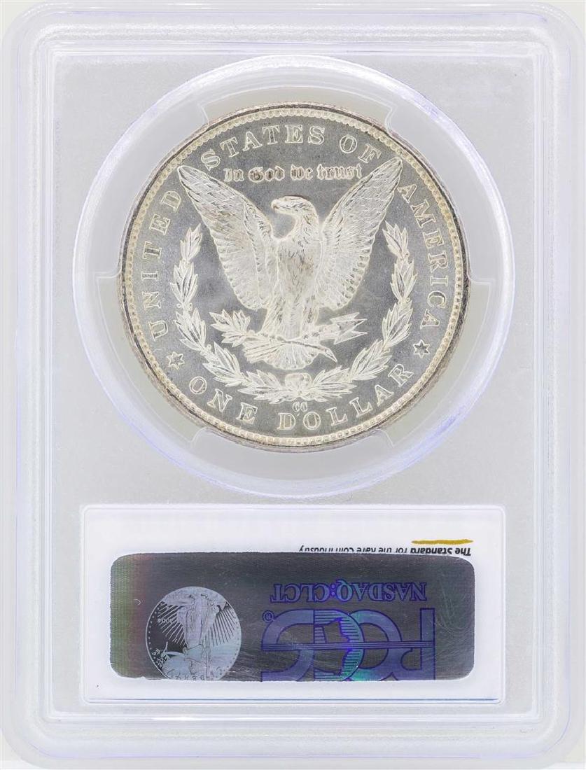1883-CC $1 Morgan Silver Dollar Coin PCGS MS64 - 2