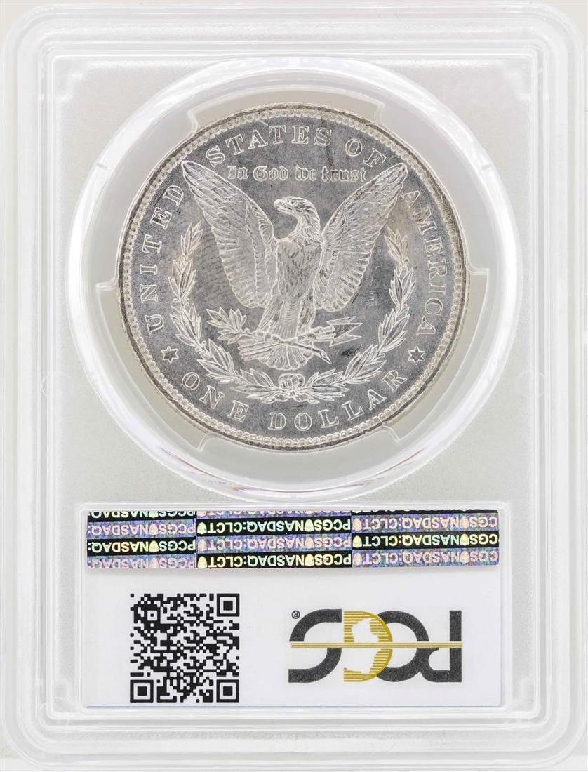 1896 $1 Morgan Silver Dollar Coin PCGS MS64 - 2