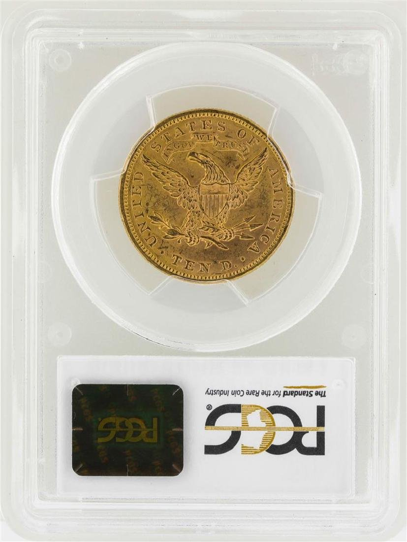 1894 $10 Liberty Head Eagle Gold Coin PCGS MS62 - 2