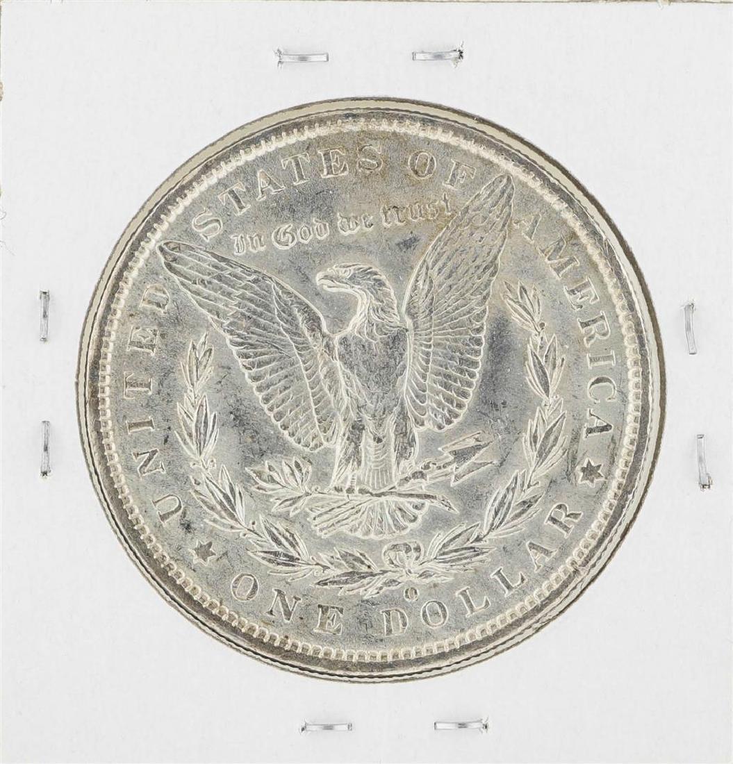 1900-O $1 Morgan Silver Dollar Coin - 2