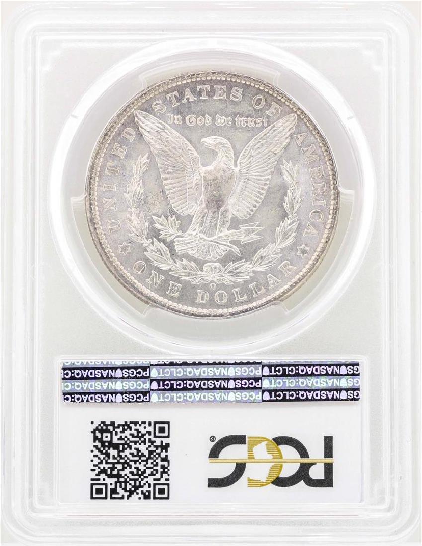 1902-O $1 Morgan Silver Dollar Coin PCGS MS63 - 2