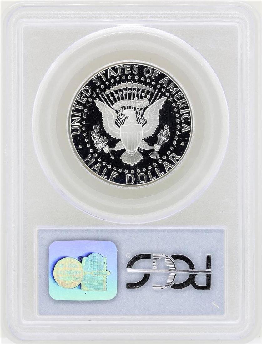 1993-S Kennedy Silver Half Dollar Coin PCGS PR69DCAM - 2