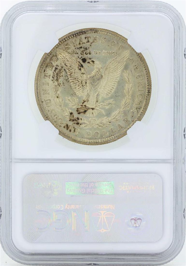 1921-S $1 Morgan Silver Dollar Coin NGC MS62 - 2
