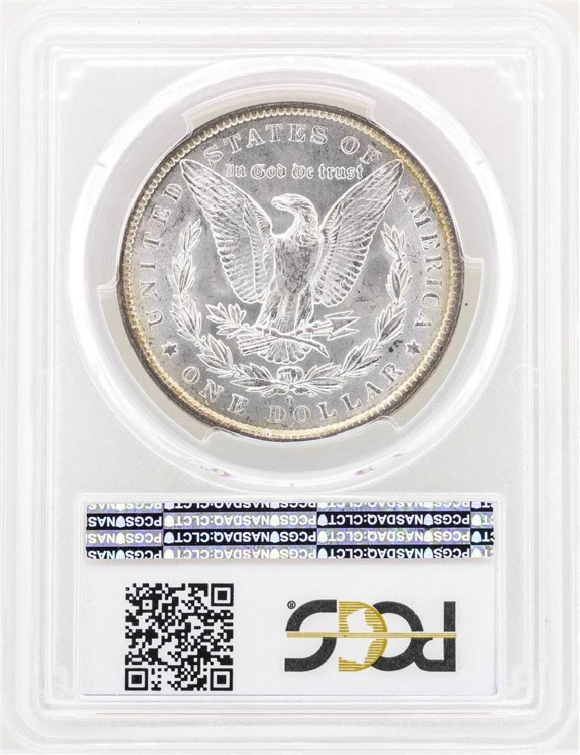 1883-O $1 Morgan Silver Dollar Coin PCGS MS63 - 2