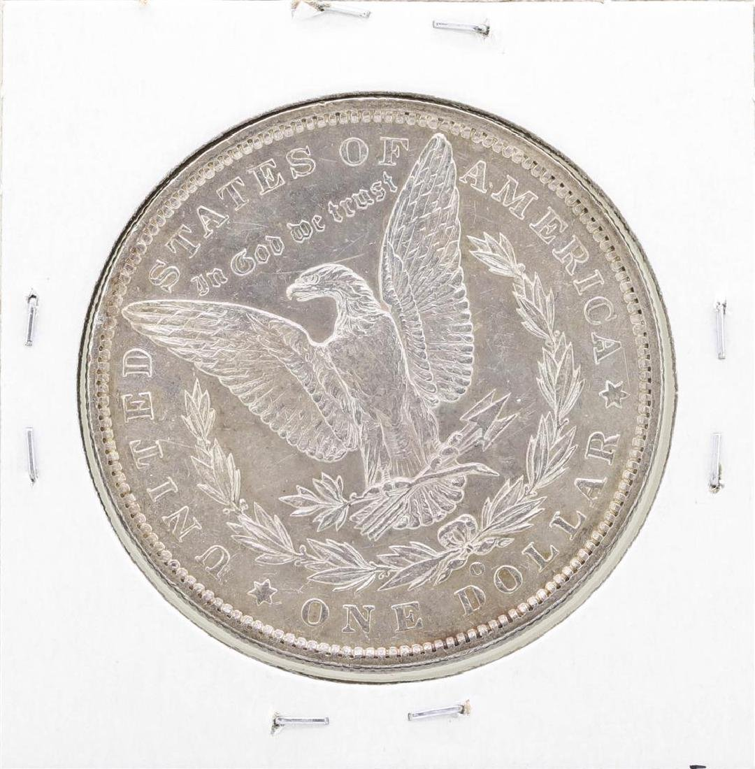1889-O $1 Morgan Silver Dollar Coin - 2