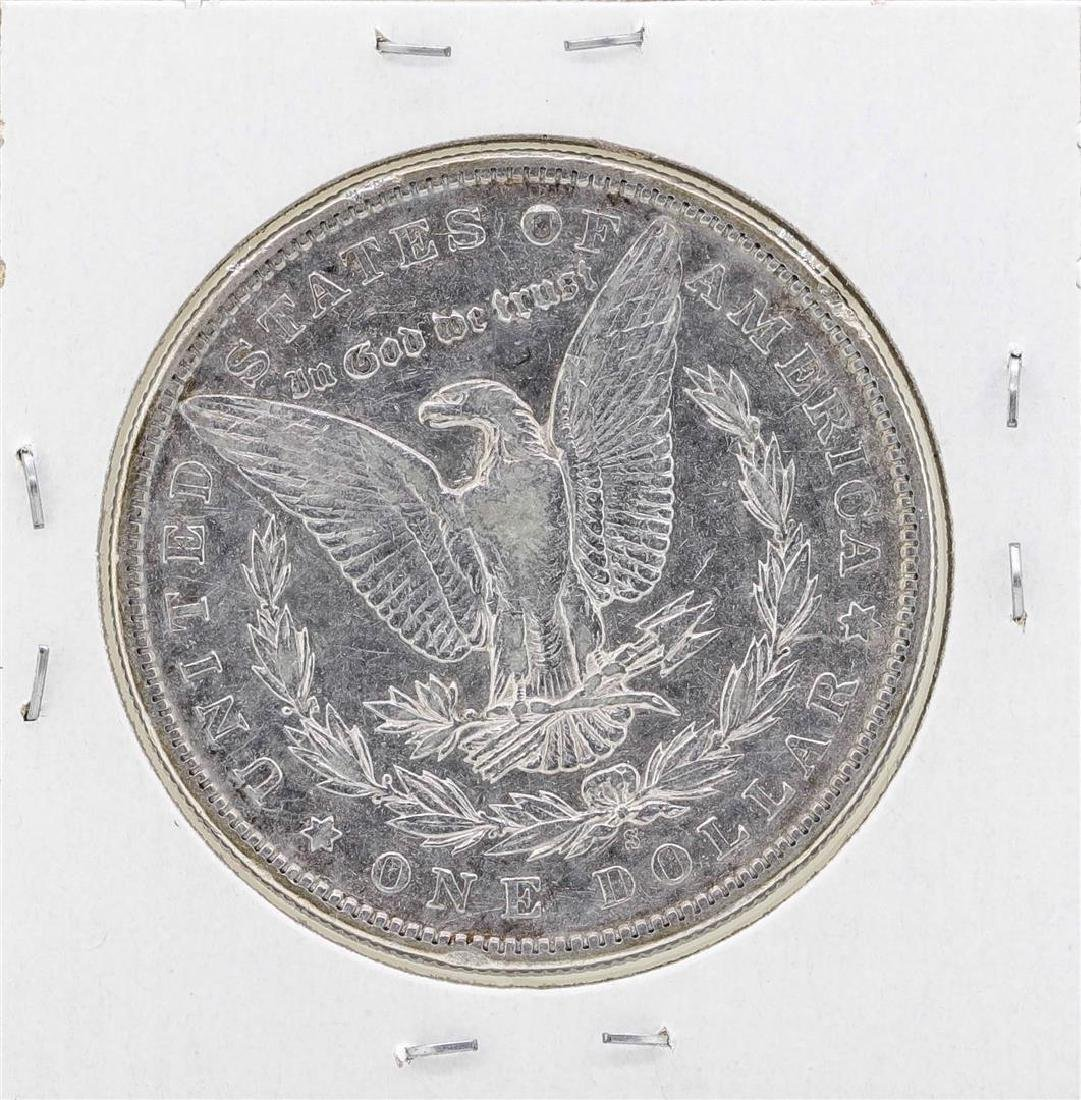 1899-S $1 Morgan Silver Dollar Coin - 2