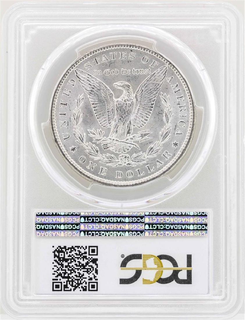 1900 $1 Morgan Silver Dollar Coin PCGS MS64 - 2