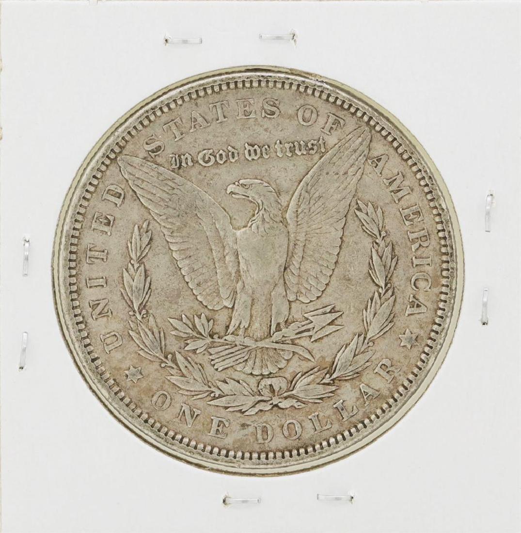 1892 $1 Morgan Silver Dollar Coin - 2