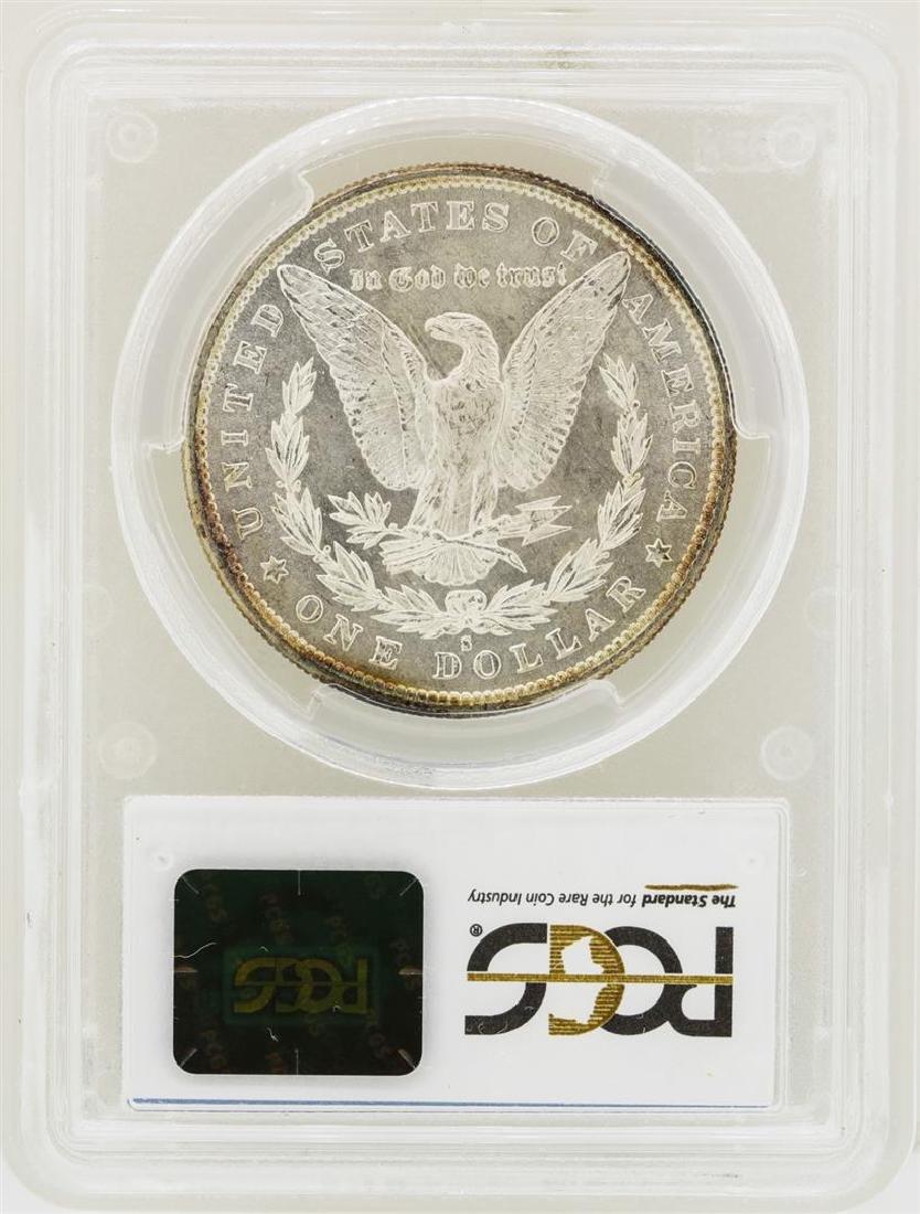1879-S $1 Morgan Silver Dollar Coin PCGS MS65 - 2