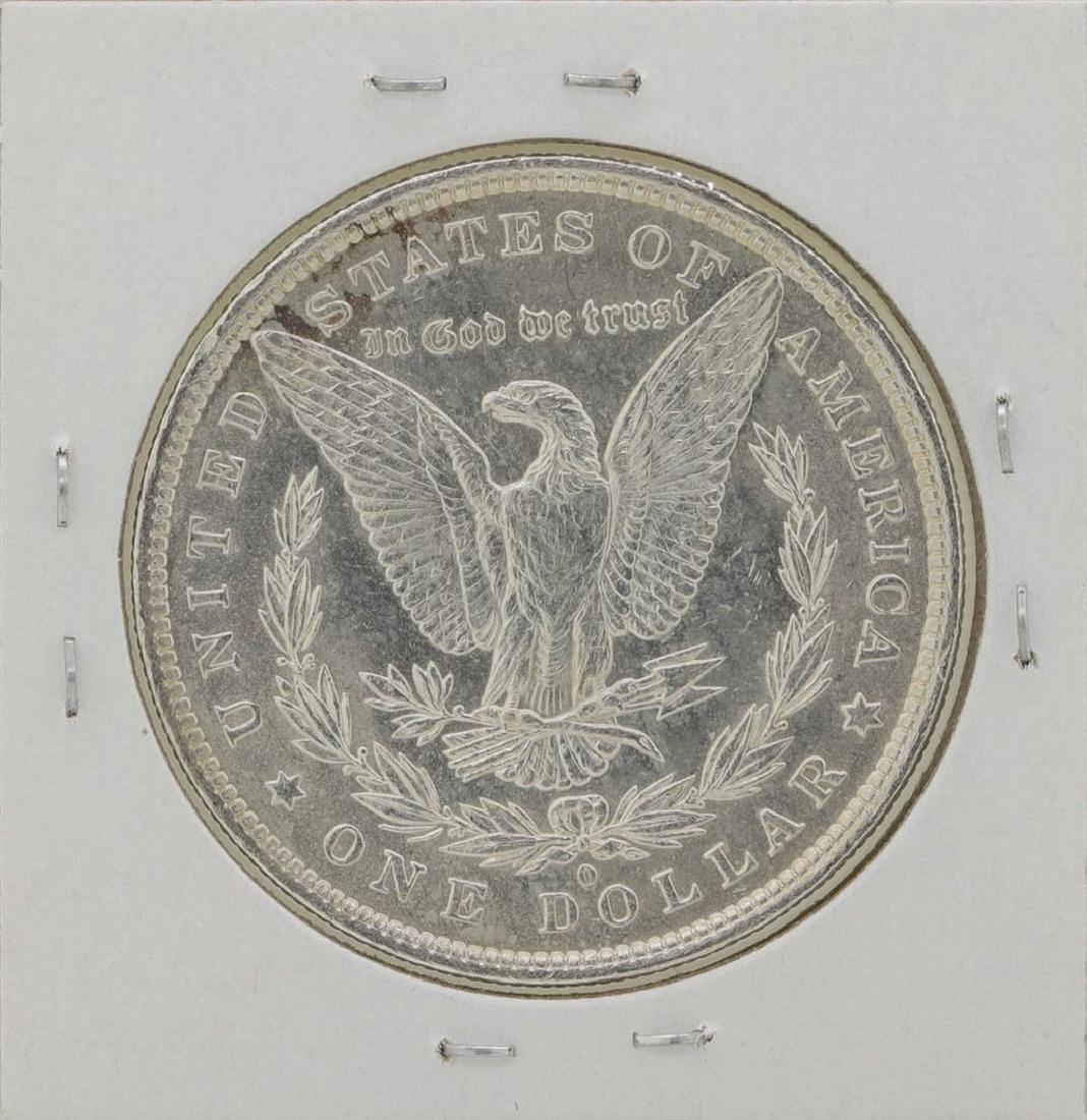 1882-O/O $1 Morgan Silver Dollar Coin - 2