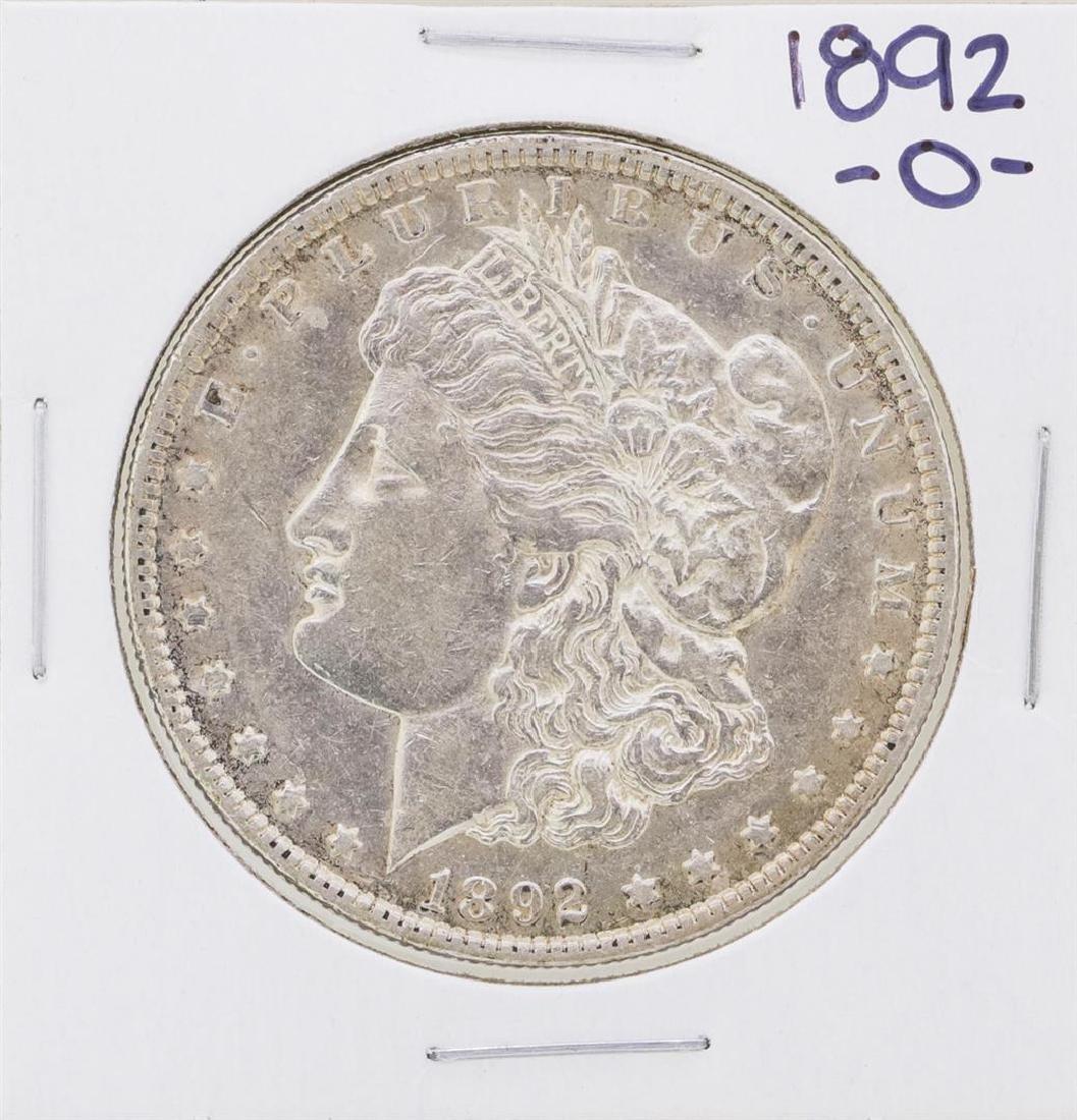 1892-O $1 Morgan Silver Dollar Coin