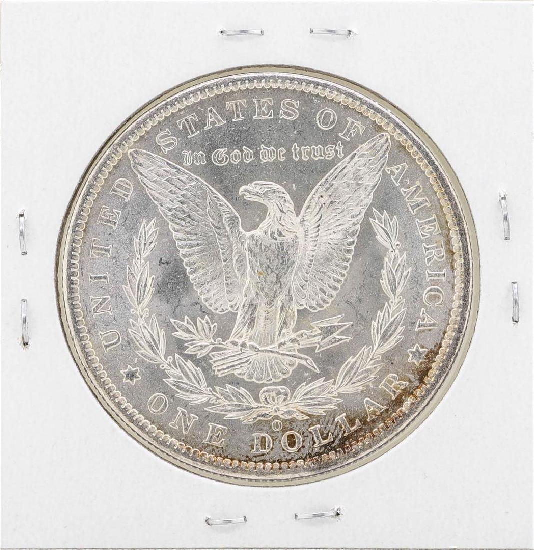 1885-O $1 Morgan Silver Dollar Coin - 2