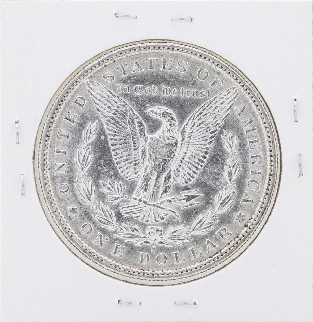 1887-S $1 Morgan Silver Dollar Coin - 2