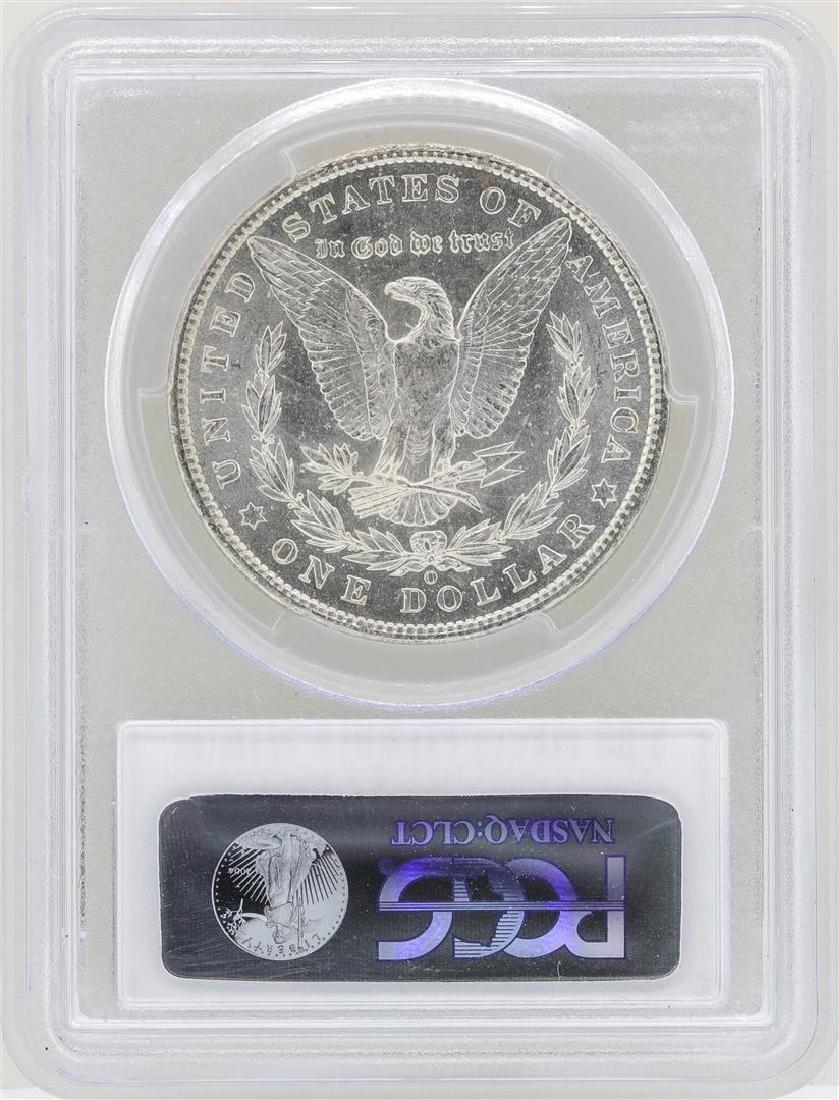 1901-O $1 Morgan Silver Dollar Coin PCGS MS64 - 2