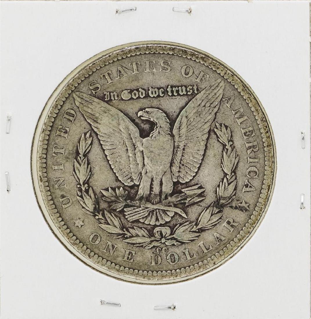 1879-CC $1 Morgan Silver Dollar Coin - 2