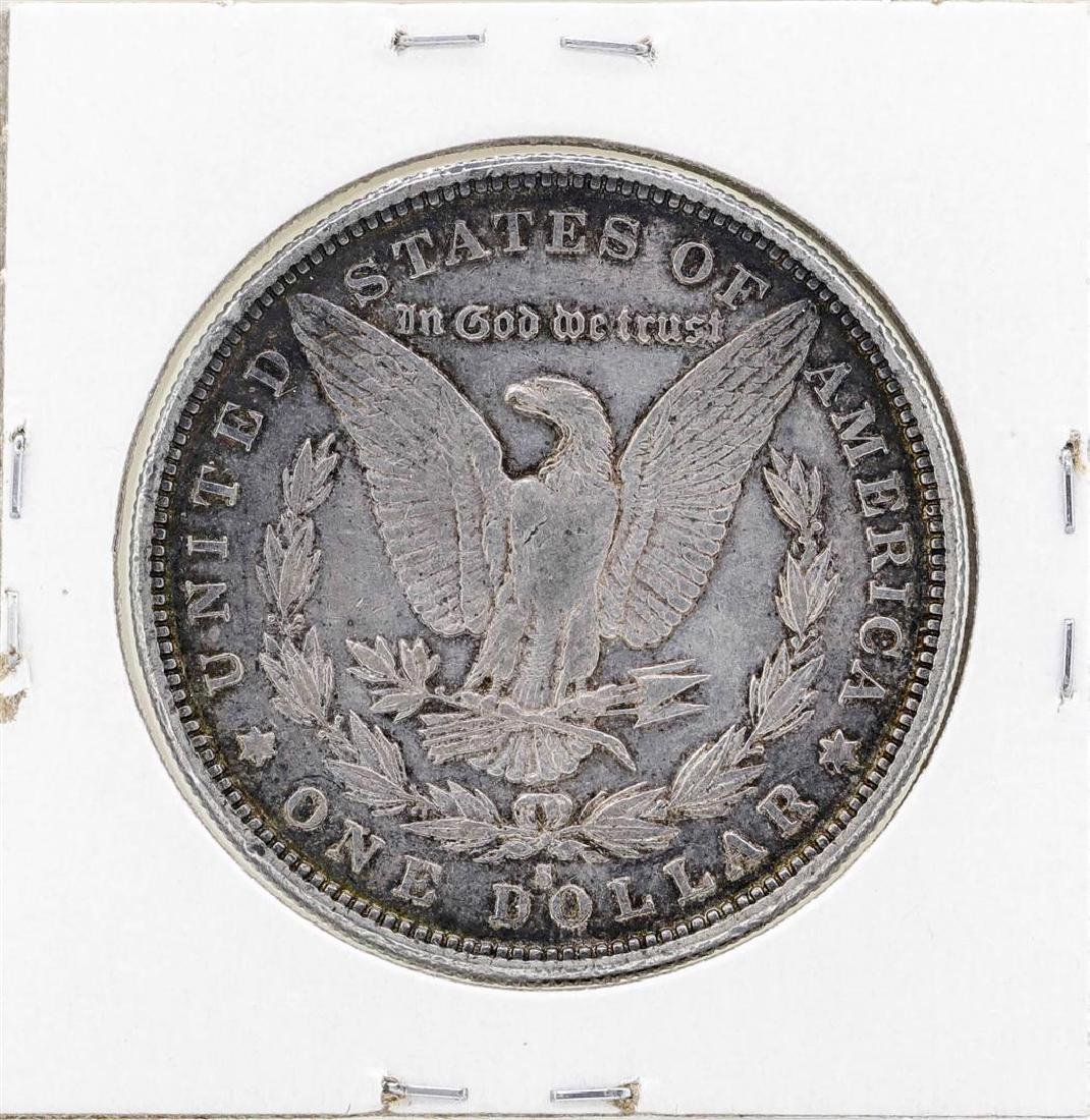 1884-S $1 Morgan Silver Dollar Coin - 2