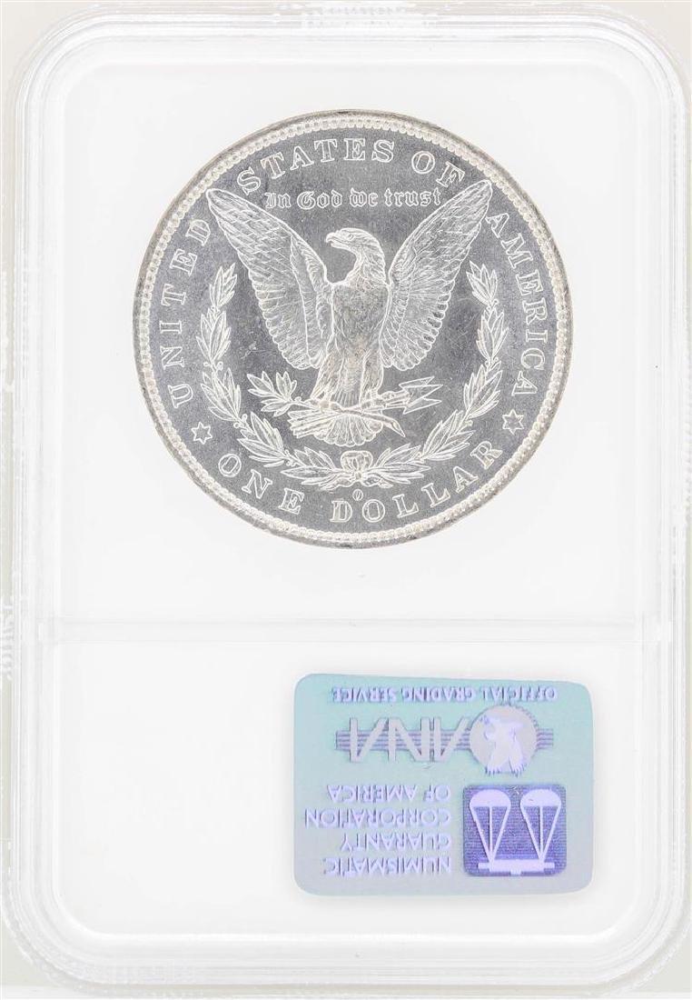 1883-O $1 Morgan Silver Dollar Coin NGC MS64 - 2
