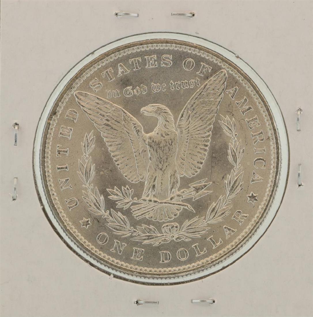 1882 $1 Morgan Silver Dollar Coin - 2