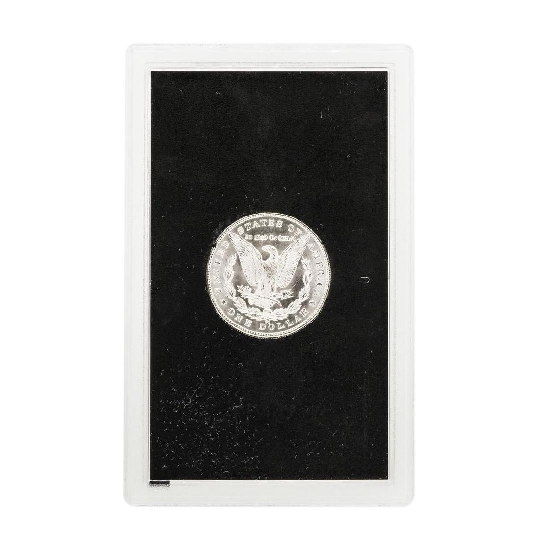 1883-CC $1 Morgan Silver Dollar Coin GSA - 3