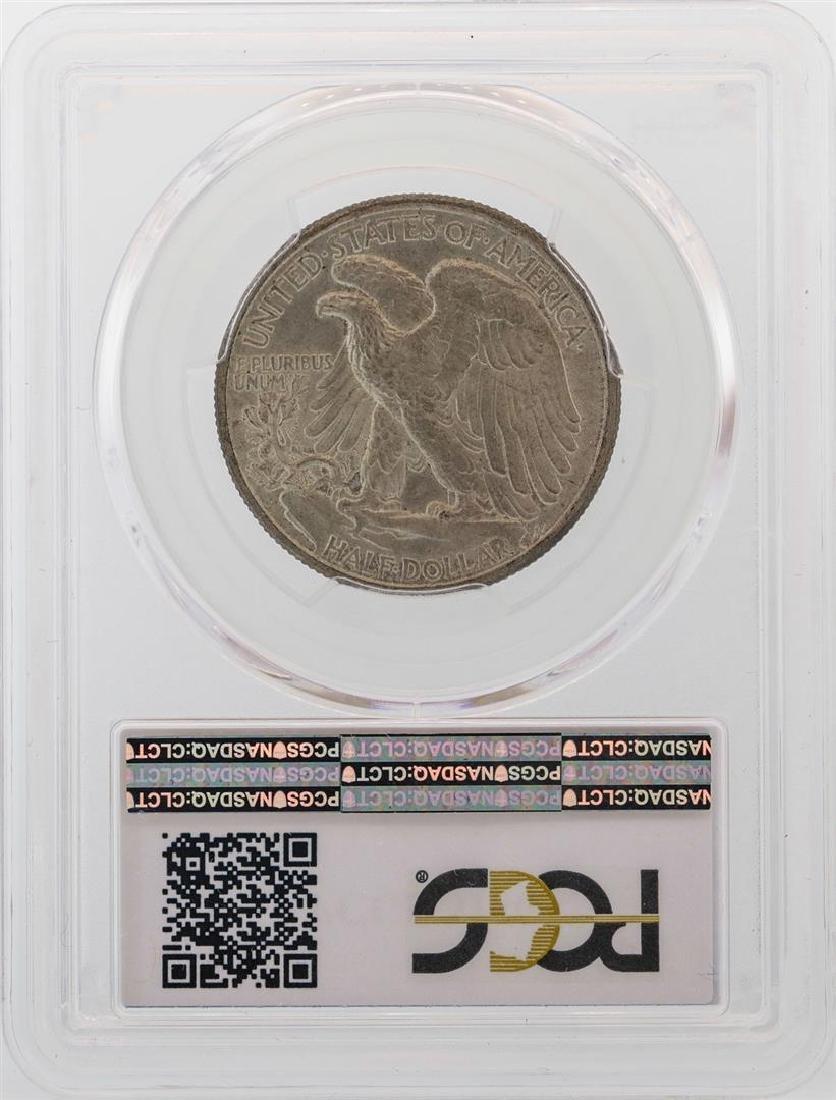 1934-D Walking Liberty Half Dollar Coin PCGS MS63 - 2