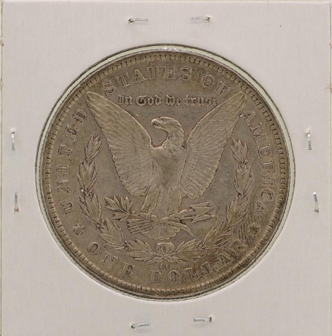 1890-CC $1 Morgan Silver Dollar Coin - 2