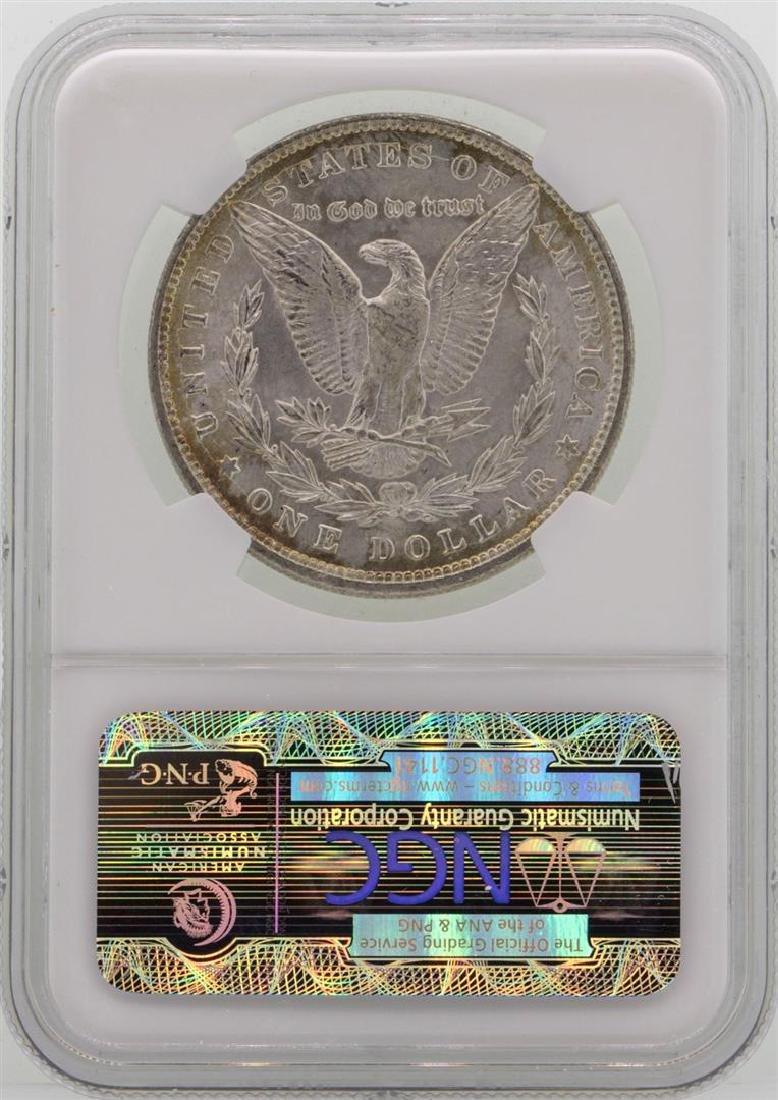 1899-O $1 Morgan Silver Dollar Coin NGC MS64 - 2