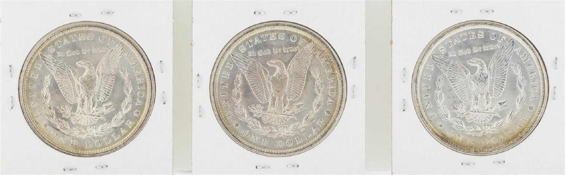 1883-O to 1885-O $1 Morgan Silver Dollar Coins - 2