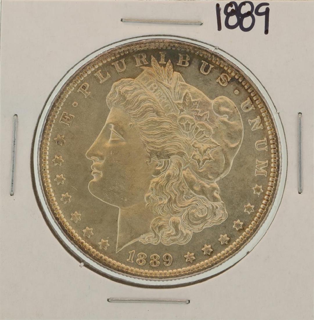 1889 $1 Morgan Silver Dollar Coin
