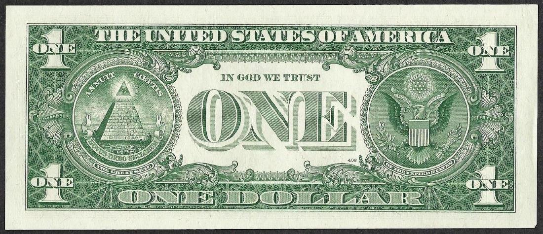 1957A $1 Silver Certificate Note - 2